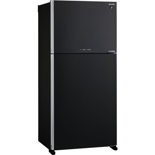 Standart Sharp SJ-XG740G-BK Siyah Cam A++ Nofrost Buzdolabı